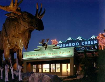 Restoran Bugaboo Creek Kanada