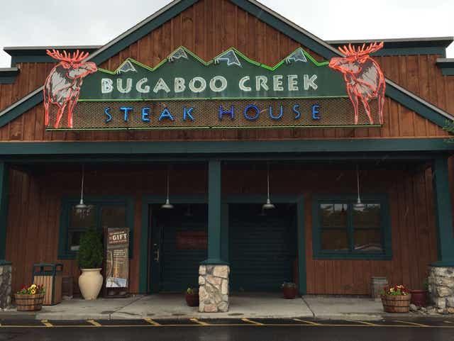 Penutupan Bugaboo Creek Steakhouse Kanada