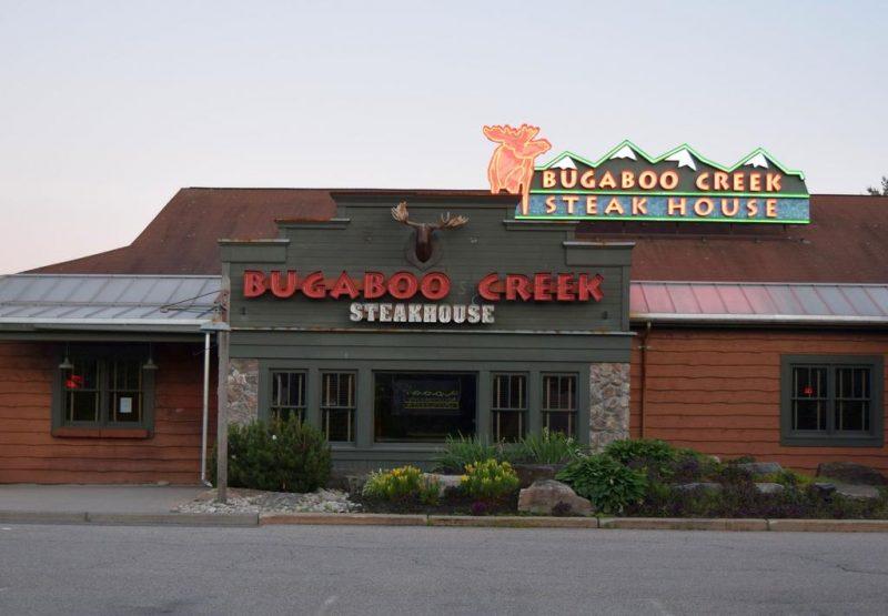 Rantai menutup restoran tempat Bugaboo Creek pertama kali dimulai
