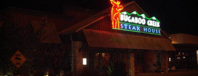 Restoran Steak Bugaboo Creek Yang Berada Di Dedham